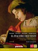 Copertina dell'audiolibro Il piacere dei testi 2 di BALDI, G. - GIUSSO, S. - RAZETTI, M.