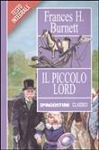 Copertina dell'audiolibro Il piccolo Lord di BURNETT HODGSON, Frances