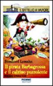 Copertina dell'audiolibro Il pirata Barbagrossa e il calzino puzzolente di LASSAHN, Bernhard