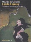 Copertina dell'audiolibro Il posto di ognuno: l'estate del commissario Ricciardi