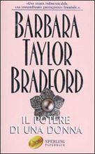 Copertina dell'audiolibro Il potere di una donna di BRADFORD, Barbara Taylor