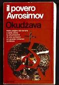 Copertina dell'audiolibro Il povero Avrosimov di OKUDZAVA, Bulàt (Trad. Maria Olsoufieva)