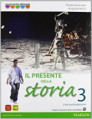 Copertina dell'audiolibro Il presente della storia 3 di GIOVANETTI, Giorgio - DE VECCHI, Giorgio