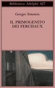 Copertina dell'audiolibro Il primogenito dei Ferchaux di SIMENON, Georges
