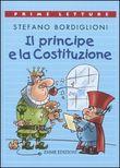 Copertina dell'audiolibro Il principe e la costituzione di BORDIGLIONI, Stefano