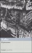 Copertina dell'audiolibro Il processo di KAFKA, Franz