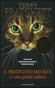 Copertina dell'audiolibro Il prodigioso Maurice e i suoi geniali roditori di PRATCHETT, Terry