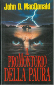 Copertina dell'audiolibro Il promontorio della paura di MacDONALD, John D.