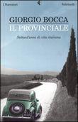 Copertina dell'audiolibro Il provinciale di BOCCA, Giorgio