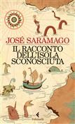 Copertina dell'audiolibro Il racconto dell'isola sconosciuta di SARAMAGO, Josè
