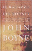 Copertina dell'audiolibro Il ragazzo del Bounty di BOYNE, John