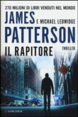 Copertina dell'audiolibro Il rapitore di PATTERSON, James - LEDWIDGE, Michael