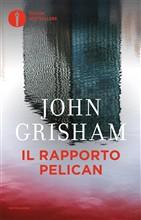 Copertina dell'audiolibro Il rapporto Pelican di GRISHAM, John