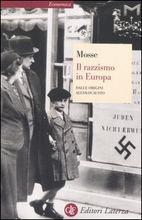 Copertina dell'audiolibro Il razzismo in Europa: dalle origini all'olocausto di MOSSE, George