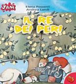 Copertina dell'audiolibro Il re dei peri di POSSENTI, Elisa - LANDI, Andrea