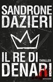 Copertina dell'audiolibro Il re di denari di DAZIERI, Sanrone