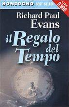 Copertina dell'audiolibro Il regalo del tempo di EVANS, Richard Paul