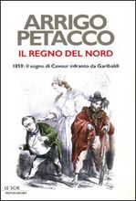 Copertina dell'audiolibro Il regno del Nord di PETACCO, Arrigo