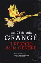 Copertina dell'audiolibro Il respiro della cenere di GRANGÉ, Jean-Christophe