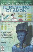 Copertina dell'audiolibro Il respiro di Amon di ROBINSON, Lynda S.