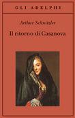 Copertina dell'audiolibro Il ritorno di Casanova