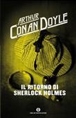 Copertina dell'audiolibro Il ritorno di Sherlock Holmes