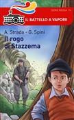Copertina dell'audiolibro Il rogo di Stazzema di STRADA, Annalisa - SPINI, Gianluigi