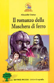 Copertina dell'audiolibro Il romanzo della maschera di ferro di DUMAS, Alexandre (padre)