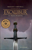 Copertina dell'audiolibro Il romanzo di Excalibur 5: La spada perduta