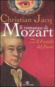 Copertina dell'audiolibro Il romanzo di Mozart. Il fratello del fuoco