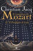 Copertina dell'audiolibro Il romanzo di Mozart. Il prediletto di Iside di JACQ, Christian