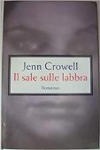 Copertina dell'audiolibro Il sale sulle labbra di CROWELL, Jenn