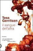 Copertina dell'audiolibro Il sangue dell'altra di GERRITSEN, Tess
