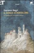 Copertina dell'audiolibro Il sangue di Montalcino