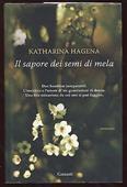 Copertina dell'audiolibro Il sapore dei semi di mela di HAGENA, Katharina