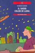 Copertina dell'audiolibro Il sasso color di luna di GIANNINI, Maurizio