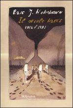 Copertina dell'audiolibro Il secolo breve di HOBSBAWM, Eric J.