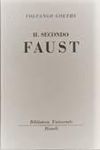 Copertina dell'audiolibro Il secondo Faust