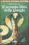 Copertina dell'audiolibro Il secondo libro della giungla di KIPLING, Rudyard