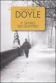 Copertina dell'audiolibro Il segno dei Quattro di DOYLE, Arthur Conan, sir