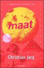 Copertina dell'audiolibro Il segreto della pietra della luce – Maat