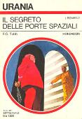 Copertina dell'audiolibro Il segreto delle porte spaziali di TUBB, E.C.