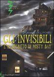 Copertina dell'audiolibro Il segreto di Misty Bay – Gli Invisibili di DEL PONTE, Giovanni