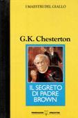 Copertina dell'audiolibro Il segreto di  Padre Brown di CHESTERTON, Gilbert Keith