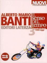 Copertina dell'audiolibro Il senso del tempo 3 di BANTI, Alberto Mario