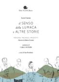 Copertina dell'audiolibro Il senso della lumaca e altre storie di CARRARO, Lucio