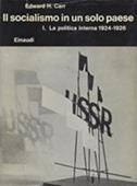 Copertina dell'audiolibro Il socialismo in un solo paese –  vol.1 di CARR, Edward H.
