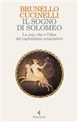 Copertina dell'audiolibro Il sogno di Solomeo di CUCINELLI, Brunello