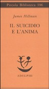 Copertina dell'audiolibro Il suicidio e l' anima di HILLMAN, James