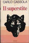 Copertina dell'audiolibro Il superstite di CASSOLA, Carlo